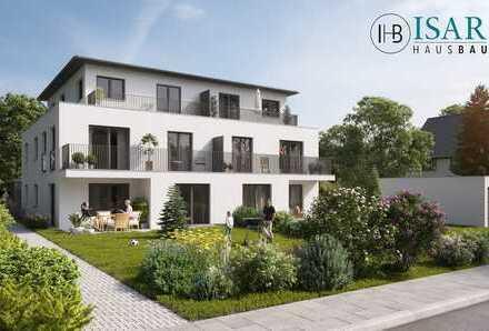 Exklusive Wertanlage - Neubau-MFH in Untermenzing mit 6 Wohnungen