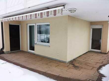 Toll geschnittene 4 -Zimmer-Wohnung im Grünen