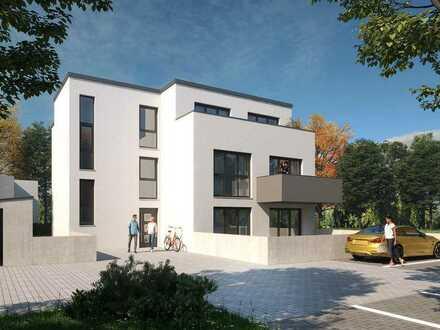 Neubau KFW 55 mit Garten in ruhiger und Zentralen Lage