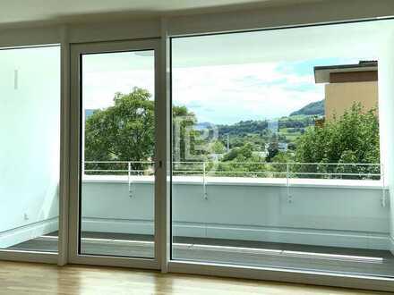 Zum Erstbezug:  Großzügige, sonnige 2-Zimmer-Wohnung  mit Süd-Loggia