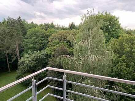 Kapitalanlage mit Blick in den Forstenrieder Park - Ruhig!