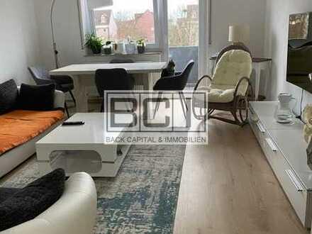 Geräumige 3ZKB Wohnung mit Balkon in LU-Gartenstadt