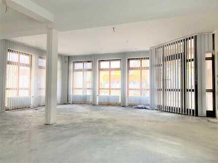 Helle Gewerbefläche im Erdgeschoss - ideal als Büro/Praxis- oder Ladengeschäft nutzbar!