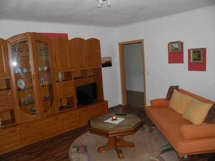 Individuelle 4-Raum-Wohnung mit Einbauküche und Garten