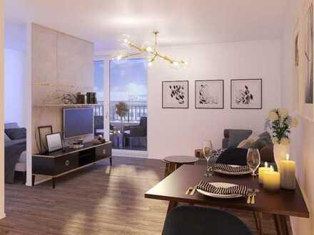 Smart Loft im New-Business-Quartier an der EZB