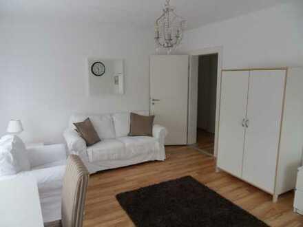 Helle und gepflegte 3-Zimmer-Wohnung mit Balkon und EBK in Karlsruhe