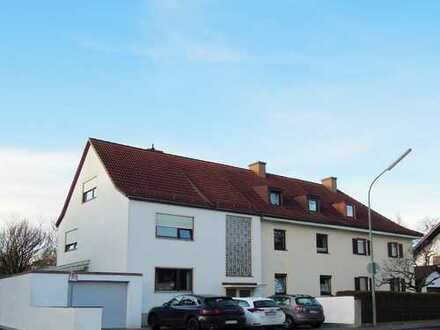 Begehrte und gepflegte 3-Zimmer-Wohnung mit Gartennutzung in zentraler Top-Lage Gauting RESERVIERT