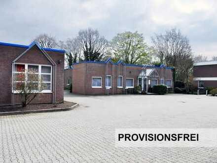 Exklusive Büro - Hallenkombination mit anspruchsvoller Architektur und hoher Funktionalität