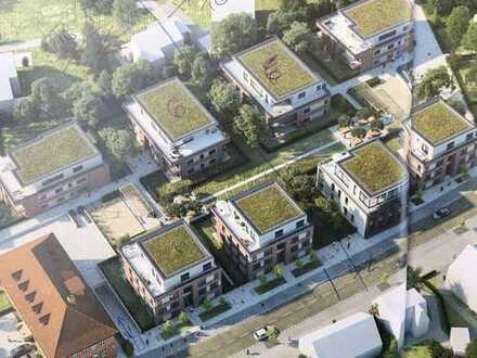 Erstbezug: attraktive 3-Zimmer-Wohnung mit Balkon in Dülmen