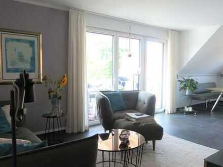 Exclusiv! 4-Zimmer-Maisonette-Wohnung mit Balkon und EBK direkt in Braunschweig Ölper