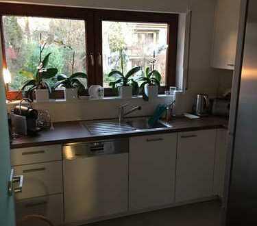 großes familienfreundl. Reihenendh. m. hochwert. Küche+Sauna u. gepflegten Garten in HN-Frankenbach