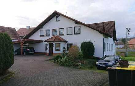 4,5 Zi. Eigentumswohnung mit ausbaufähigem Kellergeschoss in ruhiger OT Lage von Ebersburg