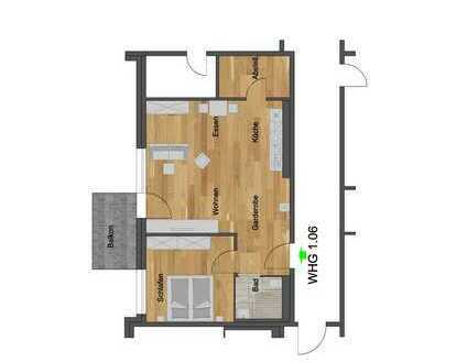 Moderne Seniorenwohnung im Glanthal