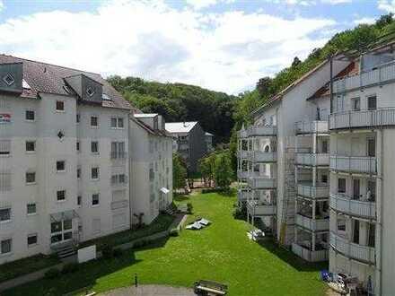 Schöne, helle 1 Zimmer-Wohnung in Waldrandlage.