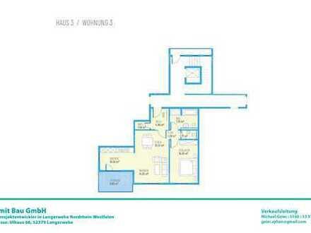 Zwei Zimmer EG-Wohnung H3W3
