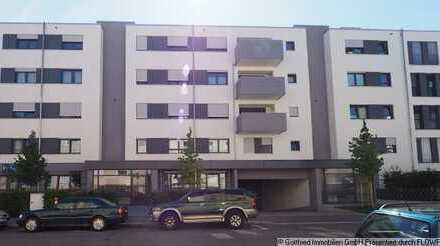 Neubau-Erstbezug: 46 m² Helle Büro-, Praxisräume oder Ladengeschäft in der Neu-Ulmer Stadtmitte