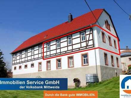 Wohnen im Grünen - 3 Zimmer Wohnung mit EBK in idyllischer Lage