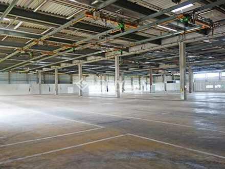 10.000 m² Produktions- und Lagerflächen im Leipziger Osten !