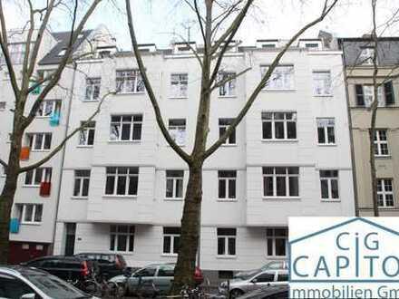 Traumhaft sanierte Wohnungen im Agnesviertel mit Balkon! Nur noch 1 Wohnung frei!