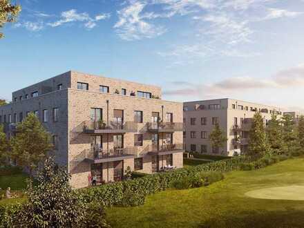 Kompakte Garten-Wohnung mit 2 Zimmern, Terrasse und barrierefreier Nutzung