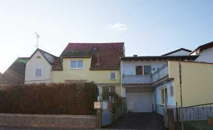 * ÜBER 25 JAHRE IMMO-ZAHN * Großzüg. Einfamilienhaus mit Einliegerbereich im Anbau * Garten & Garage