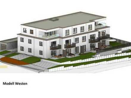Herrliche Penthouse + Loggia-Wohnung Nr. 9 in Gerolsbach / Nähe S2 Petershausen