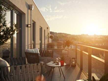 3-Zimmer-Penthouse mit viel Platz und großer Dachterrasse - WE607