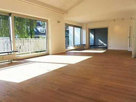 Penthouse-Maisonette-Wohnung mit Terrasse in D-Oberkassel - von Privat