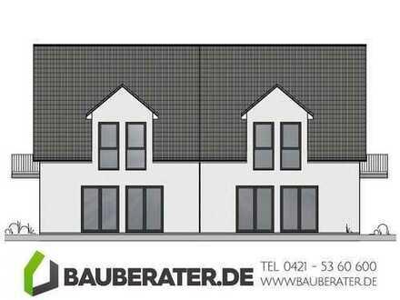 4 Familienhaus Neubau in Vegesack