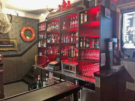 Geschäftsübernahme! Umfassend modernisierte Gastrofläche mitten auf dem Kiez