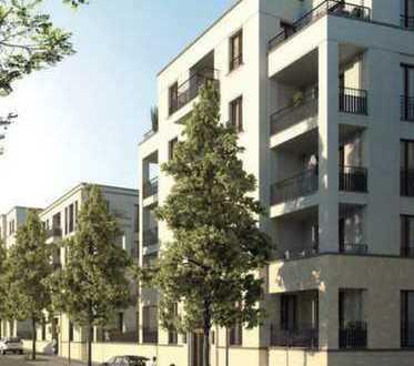 Neuwertige 4-Zimmer Wohnung mit Terrasse und Tiefgarage in wunderschöner Anlage