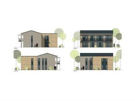 Erstbezug: schöne 3-Zimmer-Wohnung mit Balkon in Geisenhausen