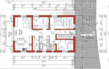 Erstbezug mit Balkon: ansprechende 4-Zimmer-EG-Wohnung in Niefern-Öschelbronn