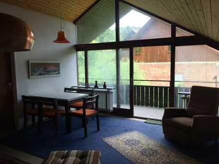 Schöne zwei Zimmer Wohnung in Ortenaukreis, Ottenhöfen im Schwarzwald