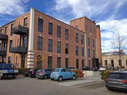Exklusive Industrie-Loftwohnung in der Alten Spinnerei · Kolbermoor