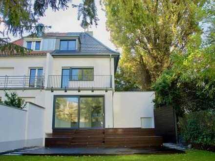 +++ Townhouse im Westend mit großem Garten, Garage und Stellplatz - komplett neu saniert +++