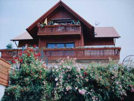 Attraktive, gepflegte 4-Zimmer-DG-Wohnung mit gehobener Innenausstattung zur Miete in Eppingen