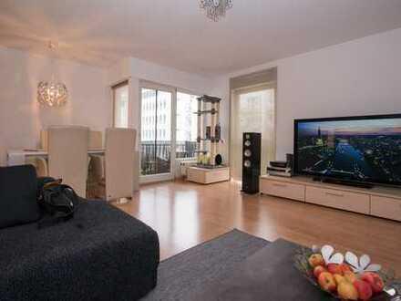 2-Zimmer-Wohnungen mit Loggia in Ludwigshafen-Mitte für Kapitalanleger und Selbstnutzer