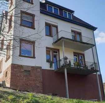 Einzigartiges Wohn-Juwel, herrlicher Neckartalblick, sonnig + ruhig, beste S-Bahn + Busverb n HD+MA