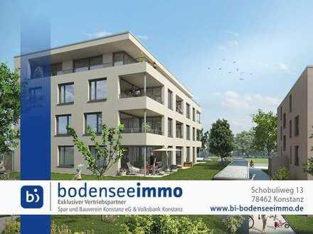 """Neubauprojekt """"Seeblick"""" in Überlingen - Wohnen am Schättlisberg - 3-Zi.-Wohnung - Provisionsfrei"""