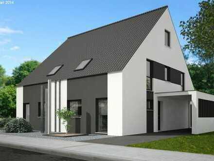 Modernes Ausbauhaus in Rheinlage! mit Süd-West Garten!