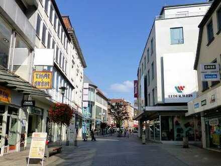 Büroräume in der Fußgängerzone in Aschaffenburg zu vermieten