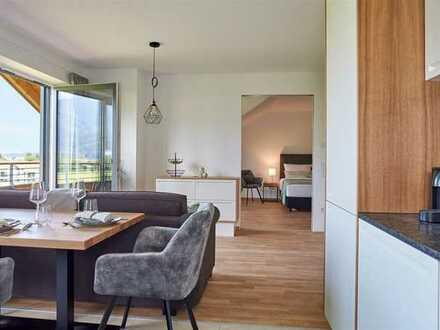 !Neubau! 2-Zimmer-Wohnung mit Balkon im Betreuten Wohnen in Grassau