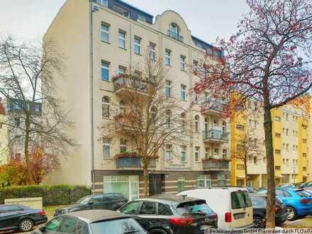 Langfristig vermietete 4-Zimmer-Altbauwohnung als Investment in Berlin-Wedding
