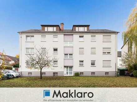 +++ Solide Kapitalanlage nähe Buchtzigsee +++ 2-Zimmer-Eigentumswohnung mit PKW-Stellplatz