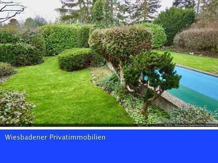Möblierter Bungalow mit großzügigem Garten und Pool!