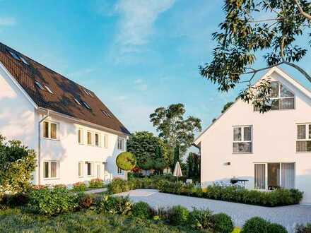Neubau einer Doppelhaushälfte in Schwandorf Fronberg