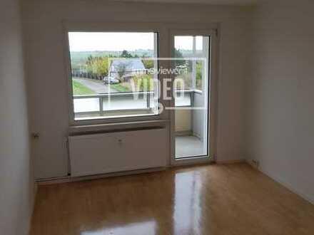 Gemütliche 4-Raumwohnung mit Balkon und schönem Ausblick