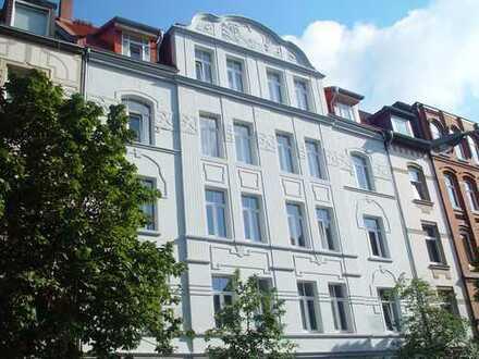 Exclusive Studiowohnung auf 2 Ebenen mit großem hofseitigem Balkon