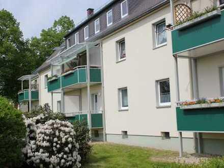 Helle 3-Raumwohnung mit Balkon